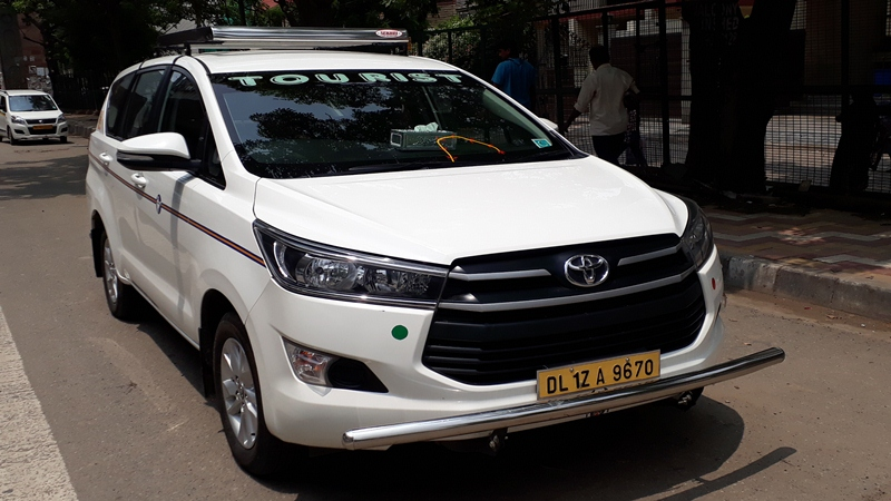 Safest Car Rental Company in India