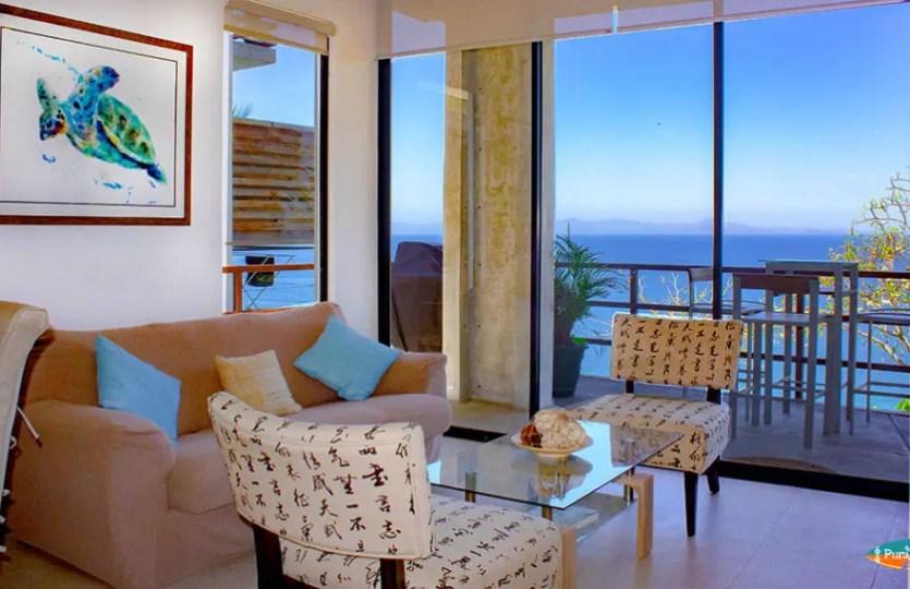 Cumbremar 2 Living area
