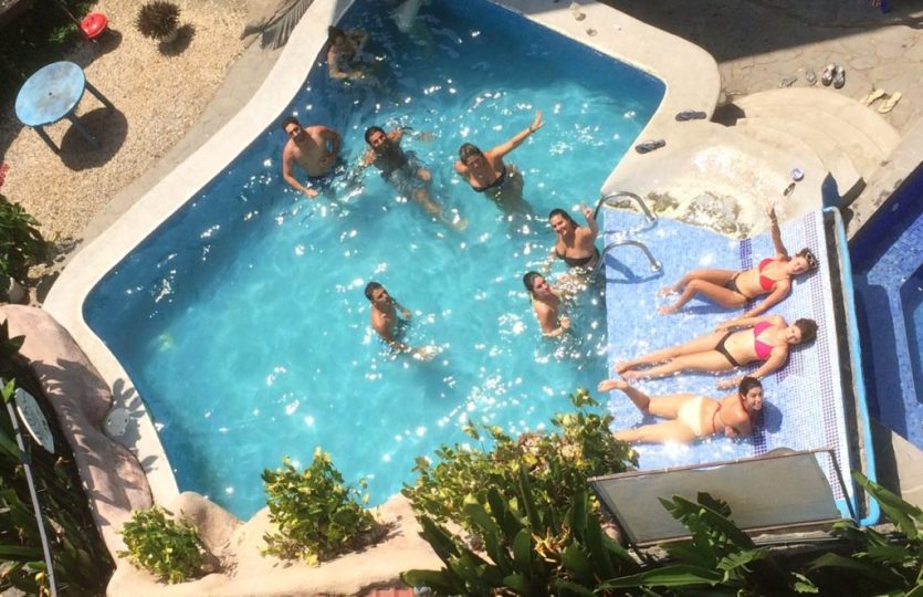 Swimming Pool Jaco Hotel