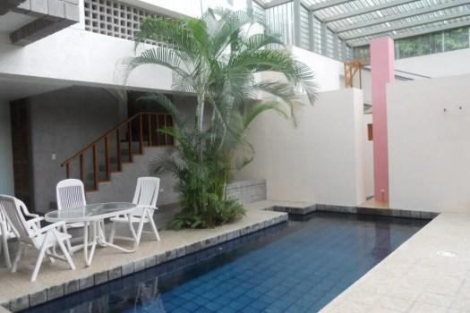 Casa Barlovento pool