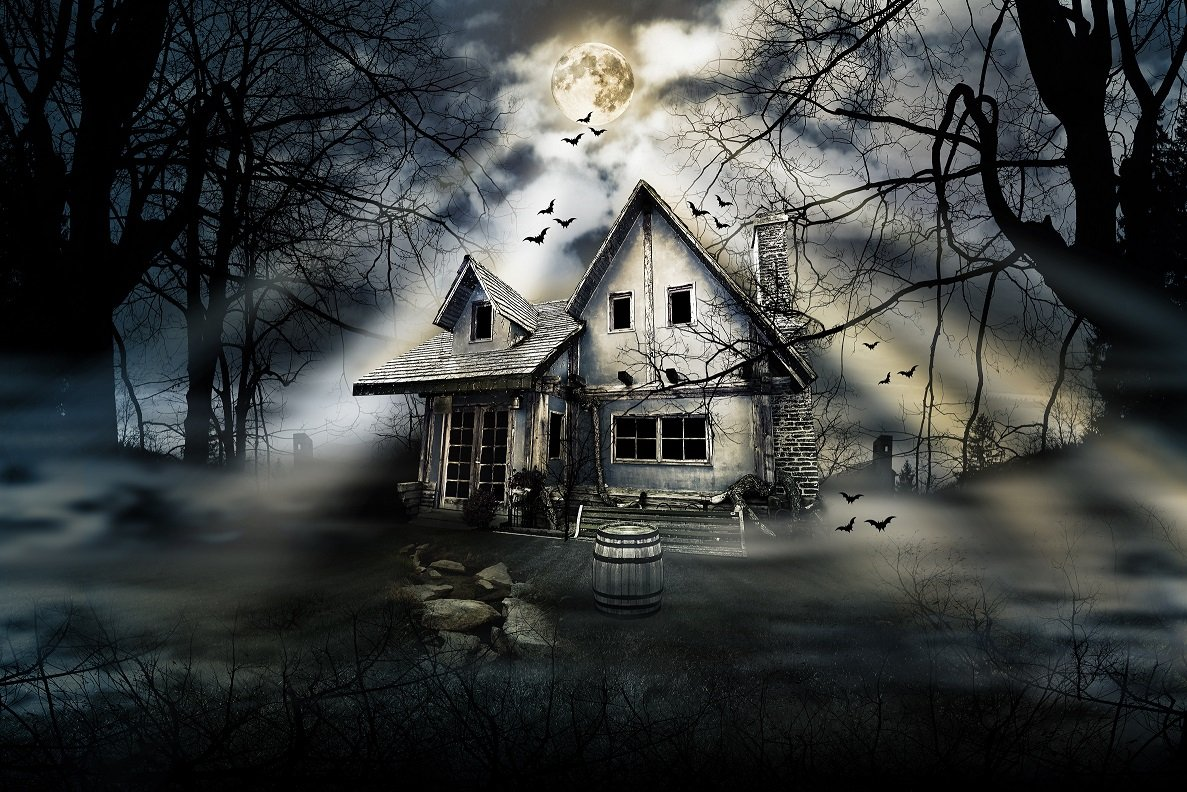 Halloween Haunted Houses Parties And Parades