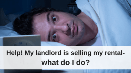 Renters  Rights When Your Landlord Sells Your Rental Home Term Lease Agreement