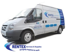 mat rental services Barnsley
