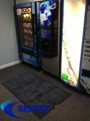 vending machine floor mats