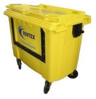Uploaded : yellow-660ltr-waste-bin