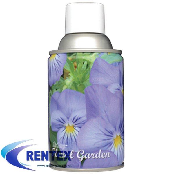 Air-freshener-floral-garden