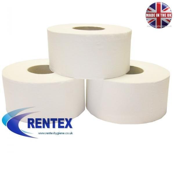 Jumbo Toilet Rolls UK