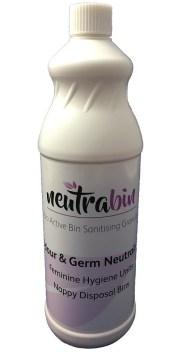 Neutrabin sanitiser