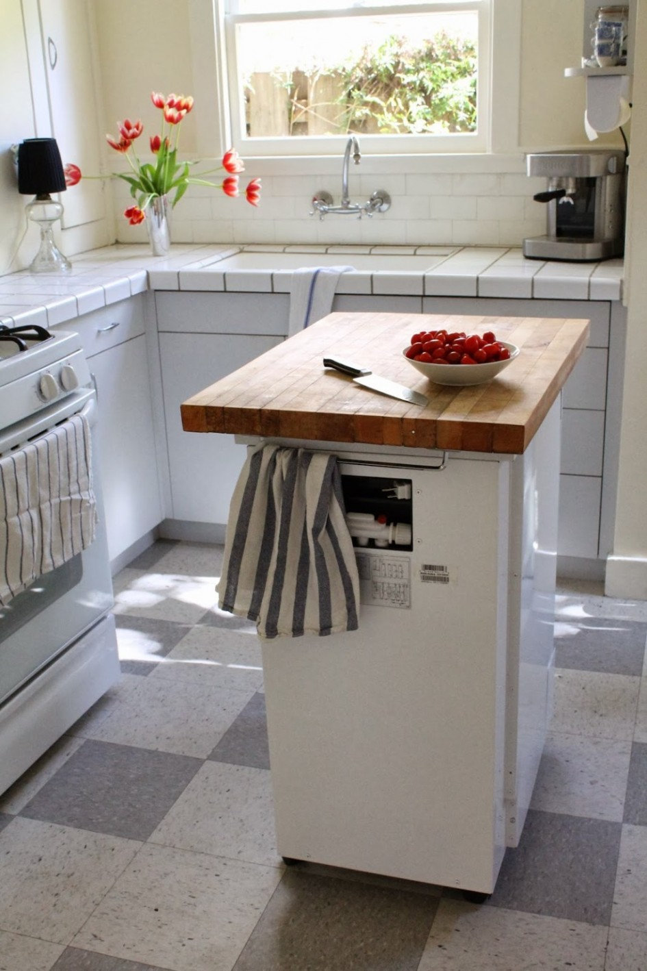 10 Awesome DIY Kitchen Islands From IKEA Items Shelterness
