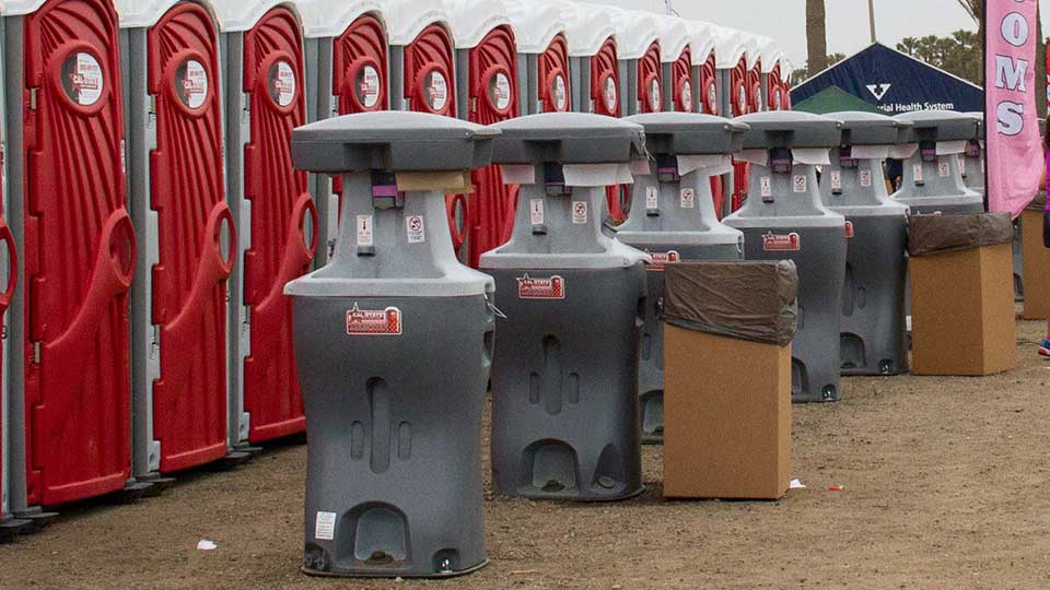 portable sinks for rent