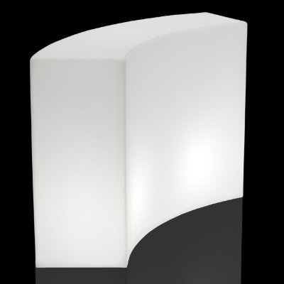 Light up DJ Booth rental