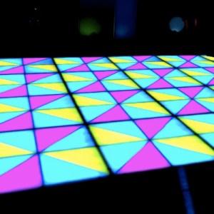 LED Dance floor for rent