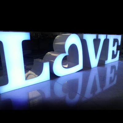 Love letter table rental ny