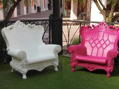 Throne Chairs Rental