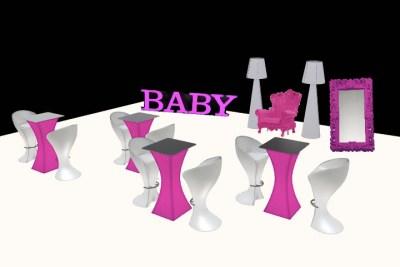 baby shower rental nyc