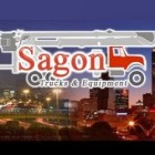 Sagon Trucks & Equipment Logo