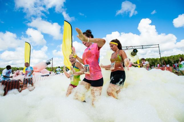 Where to find party and event rentals for Bubble Palooza in Miami Fl
