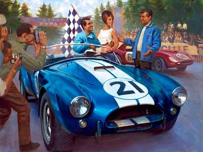Vintage Car Experience Rental