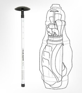 club glove stiff arm golf club protector