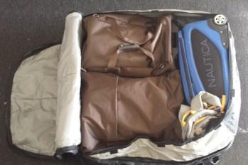 car carrier; car luggage rack