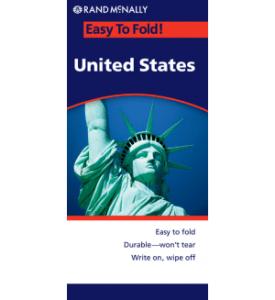 Rand McNally U.S. Road Map