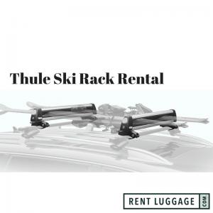 Car Rental Ski Rack; Ski Rack Rental Car