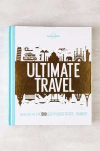 lonely planet travel guide book