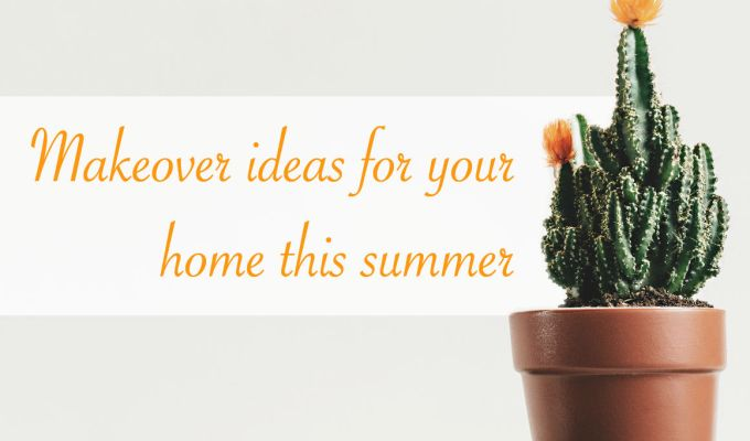 home summer makeover