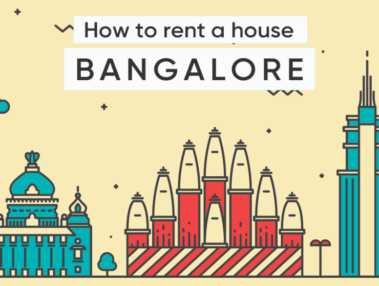 how to rent a house in Bangalore
