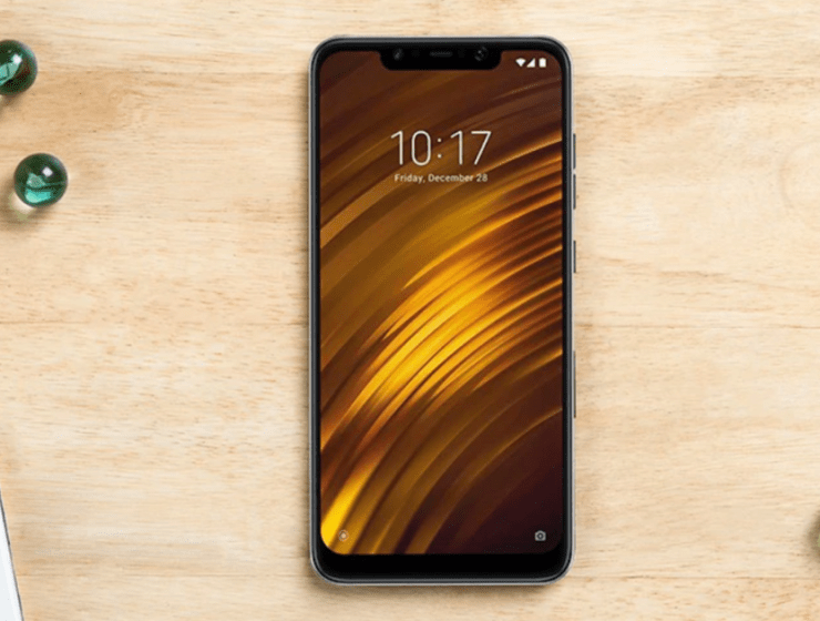 Rent Poco F1 Features & Specifications
