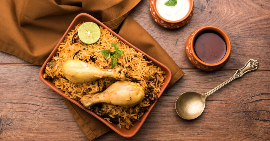 9 Places That Serve The Best Biryani In Hyderabad