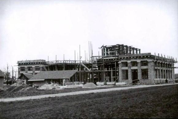 1938 - gradnja Plečnikovih Žal