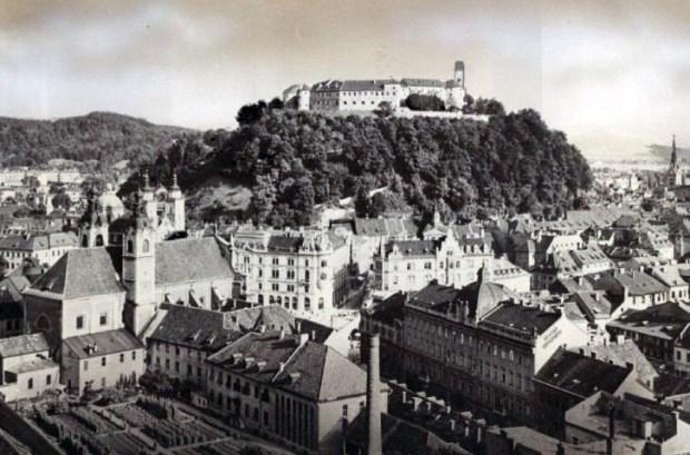 1941 - Ljubljanski grad
