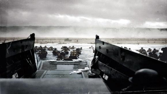 Dan D, 6. junij 1944 (foto: BenAfleckIsAnOkActor/Reddit)