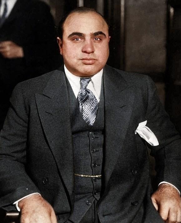 Al Capone (foto: zuzahin/Reddit)