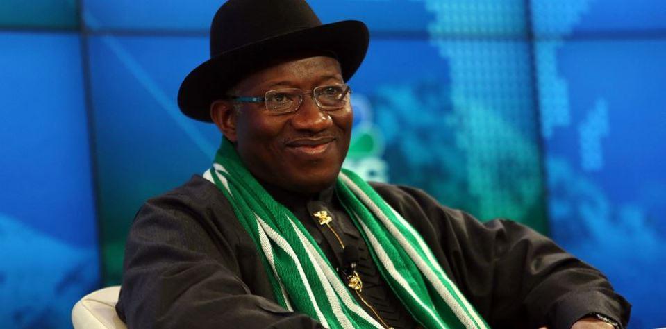 Trenutni nigerijski predsednik, Goodluck Jonathan