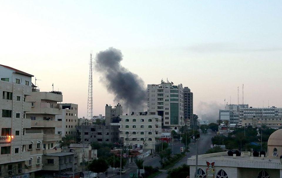 Obstreljevanje Gaze, 10. julij 2014   AOL