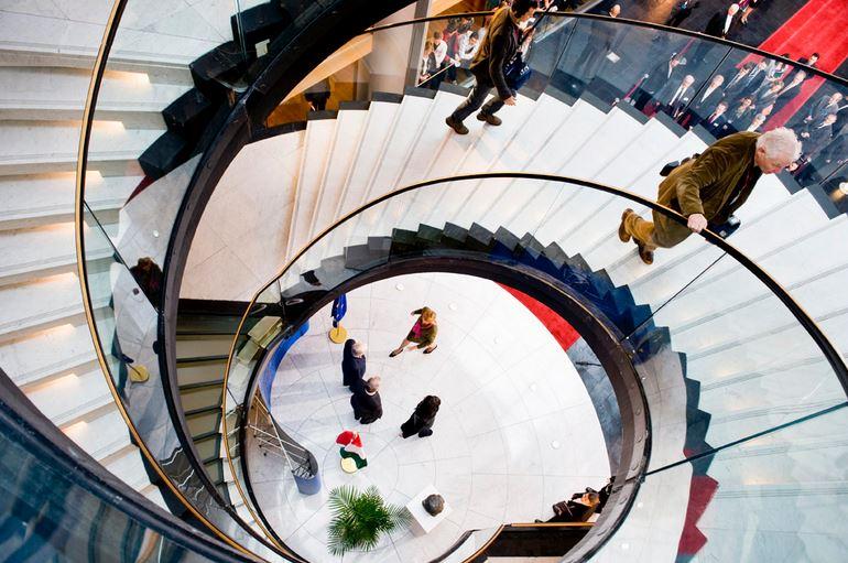Stopnišče v Parlamentu | europarl.europa.eu