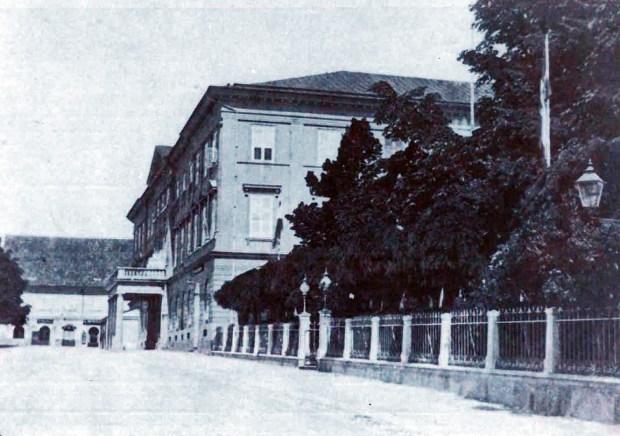 1873 - Kongresni trg in Kazina