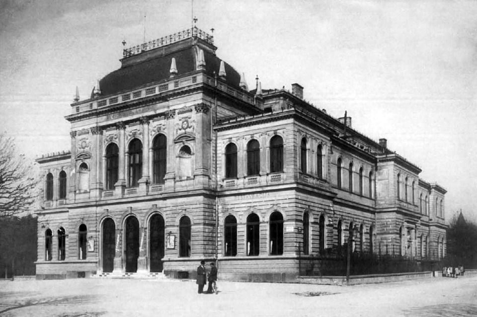 1925 - Narodni dom, oz. Narodna galerija