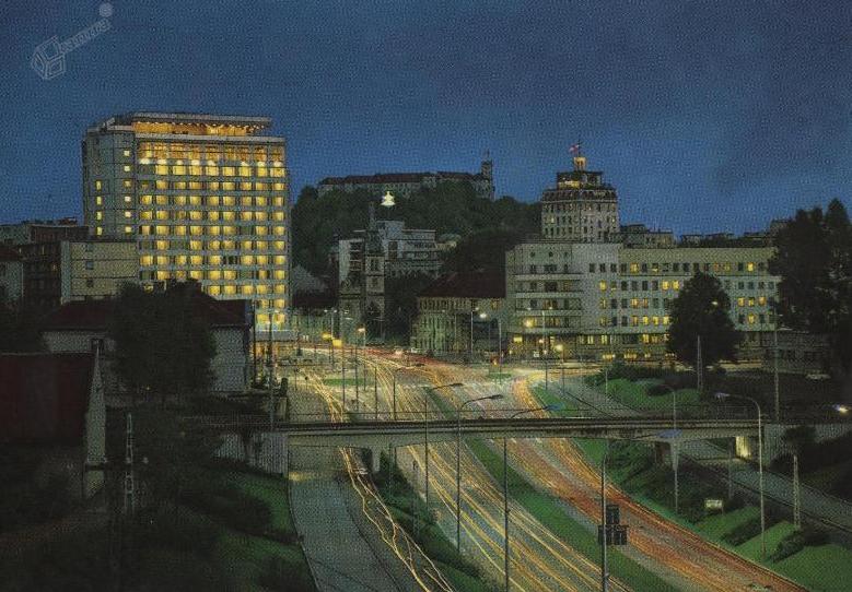 1967 - Ljubljana ponoči