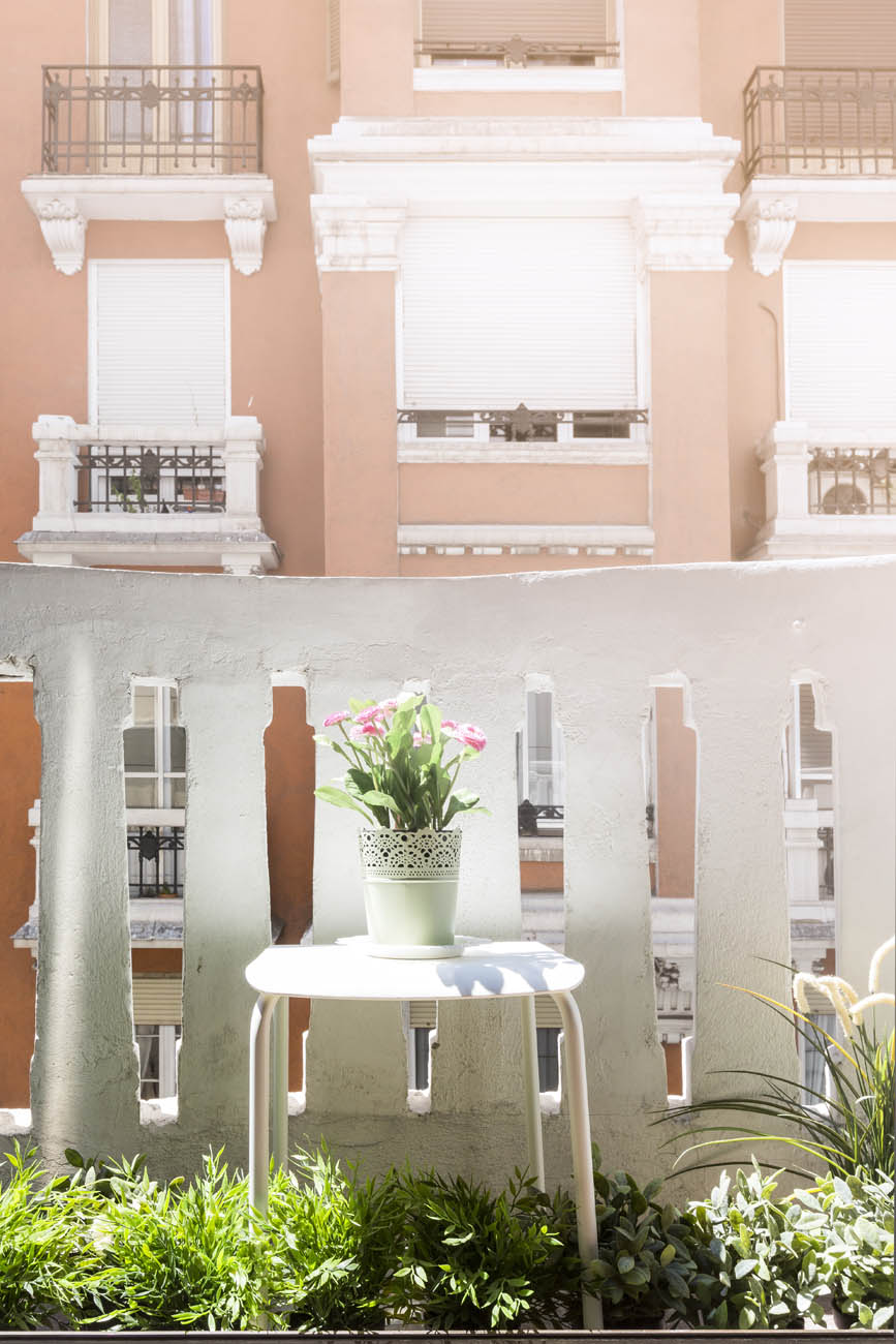 apartments with terrace madrid
