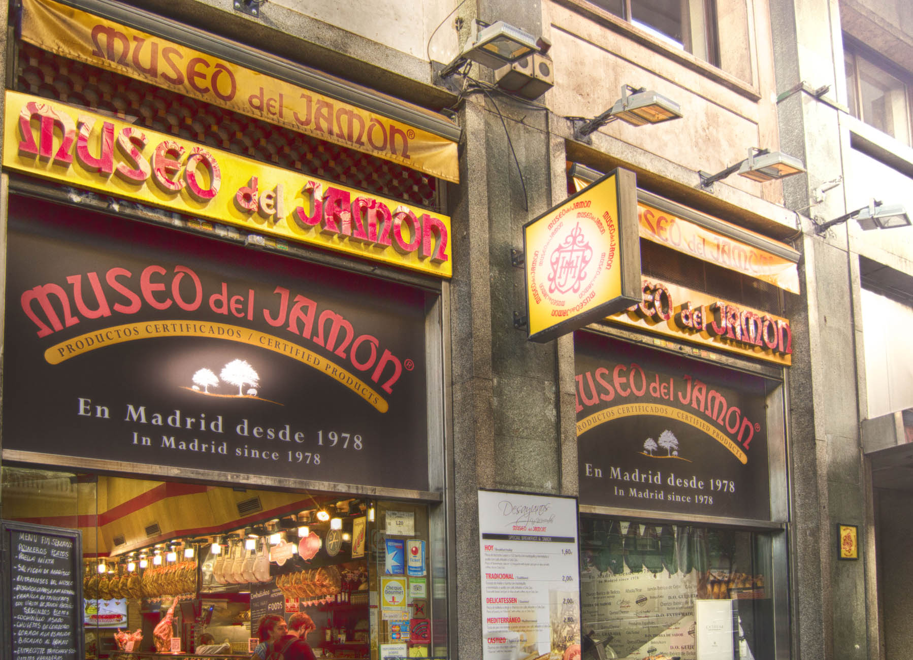 museo del jamon madrid