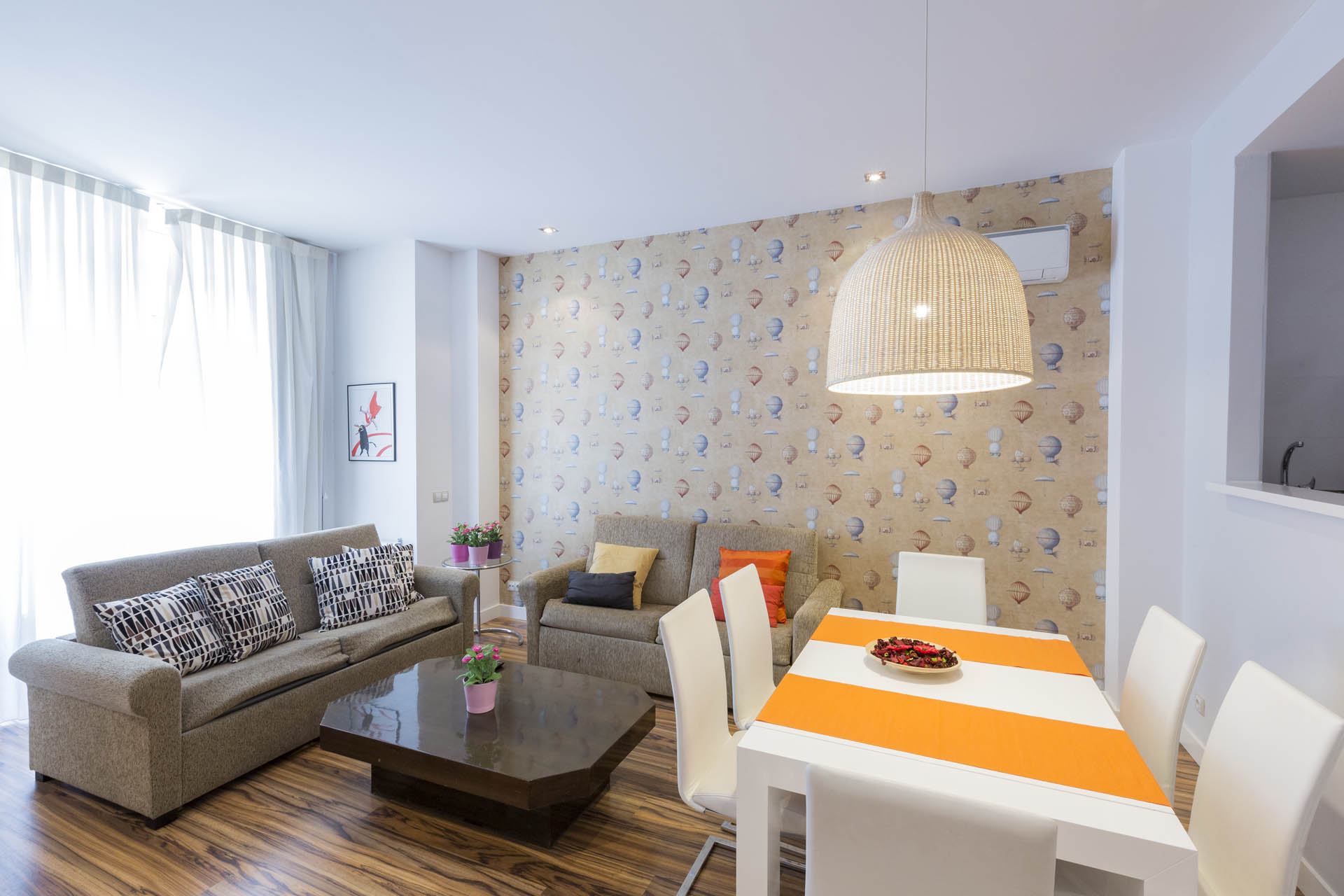 rent apartment madrid