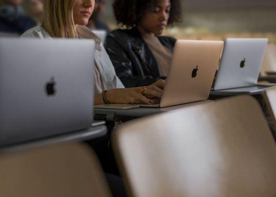 macbook huren als student