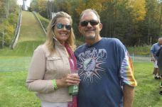 Debbie and Dan Mordecai of Canaan