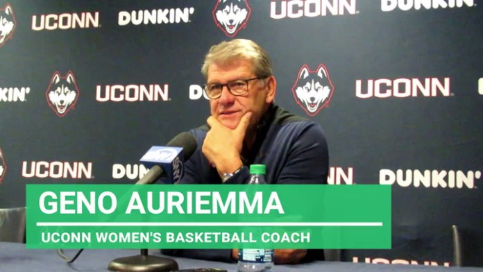 UConn coach Auriemma: On team trying to find its identity