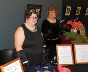 Debra Sue Klingerman, left, with sister, Diane Schuster