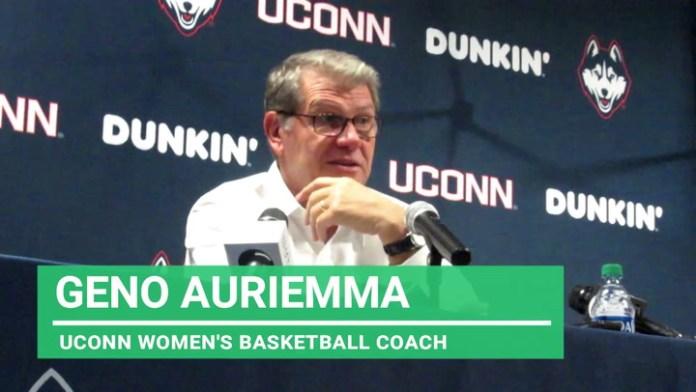 UConn coach Auriemma: No rebuilding at UConn