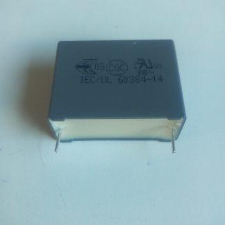 Condensateur polypropylène 2.2uf